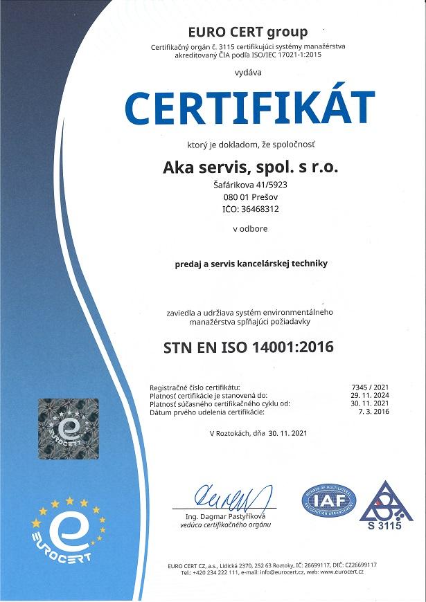 ... EN ISO 14001 2016 ... 785e9d178fc